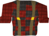 Lumberjack top detail