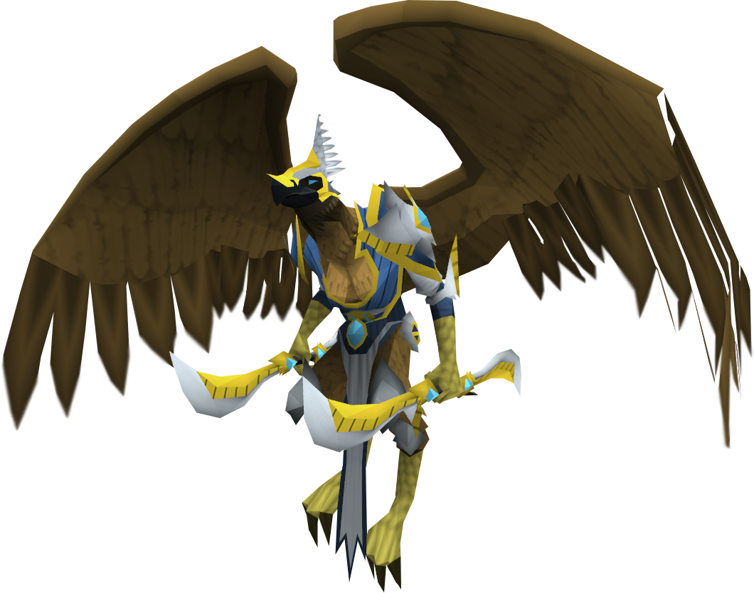 Runescape - GWD bosses: Kree'arra - YouTube