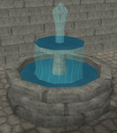Varrock Palace Fountain