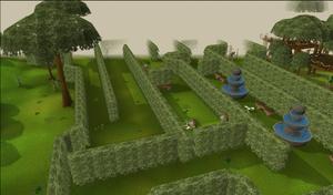 Gnome Maze old