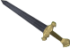 Mithril longsword detail old