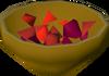 Spicy tomato detail