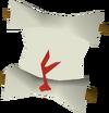 Gnome royal seal detail