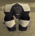 Gorilla greegree (bearded) equipped