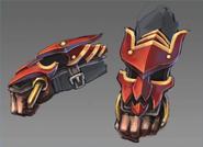 Imphide shield concept art
