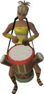 Karamja Musician 1