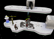 Blood Runs Deep dagannoth attack