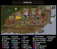 Oo'glog map