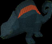 Adult chameleon (TzHaar)