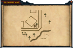 Map clue Yanille anvil