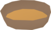Pie shell detail