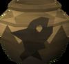Strong fishing urn (nr) detail