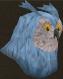 Saradomin owl chathead