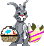 Sneaky Bunny emote icon