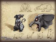 Thumb Rat Artwork