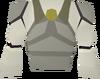 Combat robe top detail