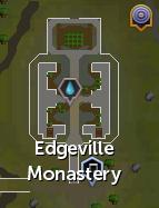 Edgeville Monastery map
