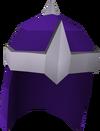 Battle hood detail