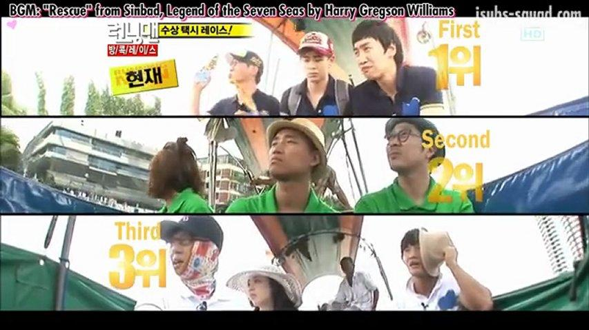 Running man episode 50 with nichkhun and minjung english