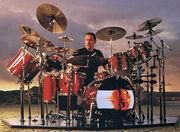 Drum Workshop, Red Sparkle2