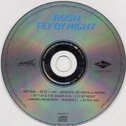 Fly by Night, Mercury 534 624-2 Germany