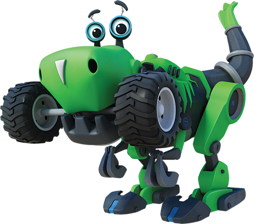 Image - Rusty Rivets Botasaur the Dinosaur Robot.png ...