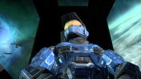 Caboose Visits the Halo Reach Campaign