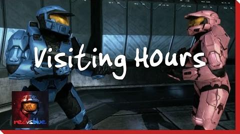 Visiting Hours - Chapter 3 - Red vs