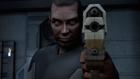 Price holds pistol