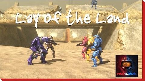 Lay of the Land - Chapter 10 - Red vs