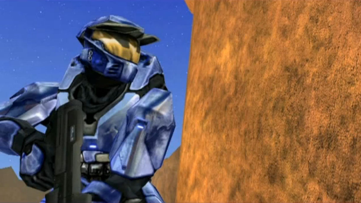 Michael J Caboose Red Vs Blue Wiki Fandom Powered By Wikia