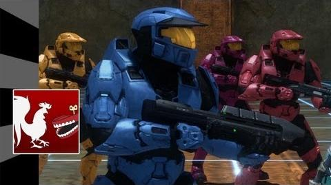 Red vs Blue Season 10 Episode 18
