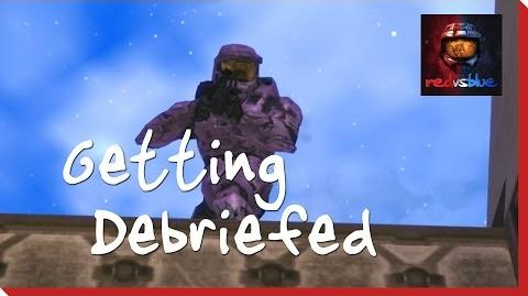 Getting Debriefed - Episode 72 - Red vs