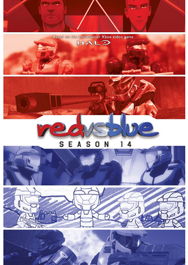 RvB S14 DVD