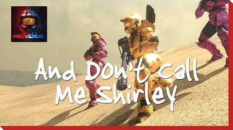 And Don't Call Me Shirley – Chapter 7 – Red vs