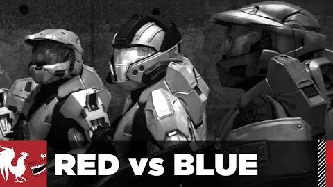 Coming up next on Red vs Blue Season 14 – Grey vs Gray