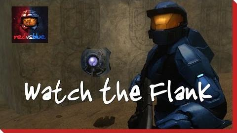 Watch the Flank - Chapter 15 - Red vs