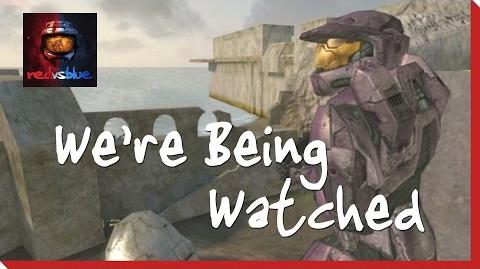 We're Being Watched - Episode 46 - Red vs