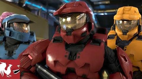 Red vs. Blue vs. Rooster Teeth - Episode 24 - Red vs