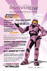 Donutisms poster