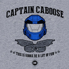 Captain Caboose Shirt