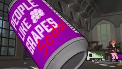 People like grapes