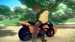 V4e12 yang and the sign