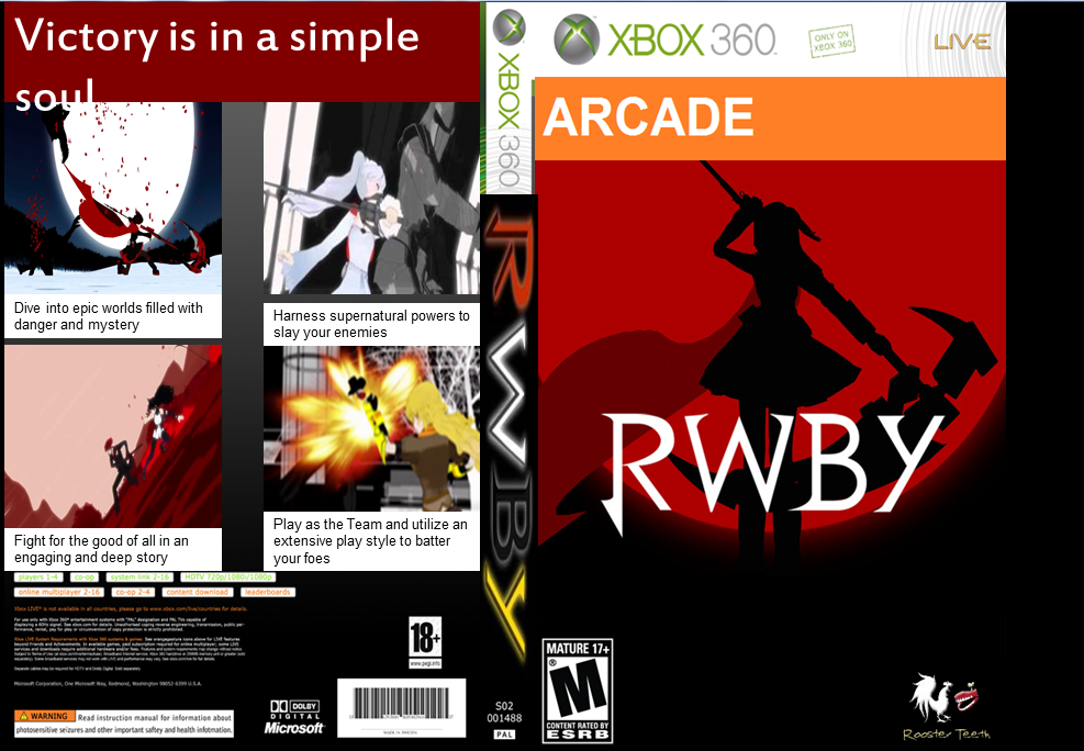 Image - RWBY thee game.png | RWBY Wiki | Fandom powered by Wikia