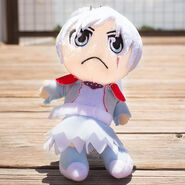 Plush weiss large