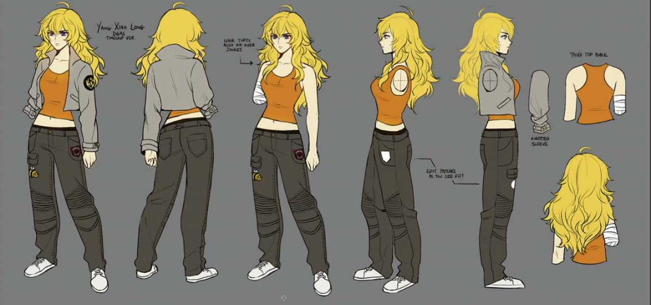 Yang Xiao Long | RWBY Wiki | Fandom powered by Wikia