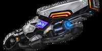 Light Machine Gun MK2