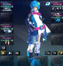 New dive suit
