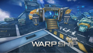 Warp Ship map
