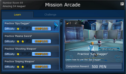 MissionArcade Learn